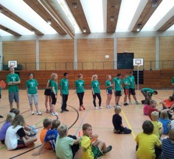 KiSS Sportcamp 2014: Album 1