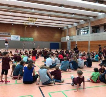 KiSS Sportcamp 2017