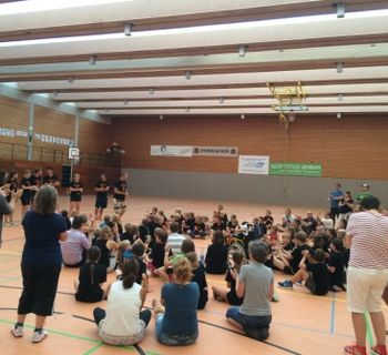 KiSS Sportcamp 2016