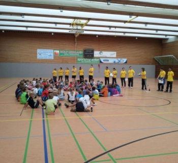 KiSS Sportcamp 2013: Album 1