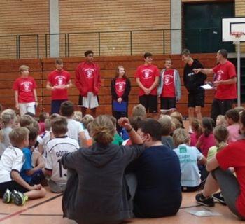 KiSS Sportcamp 2015: Album 1