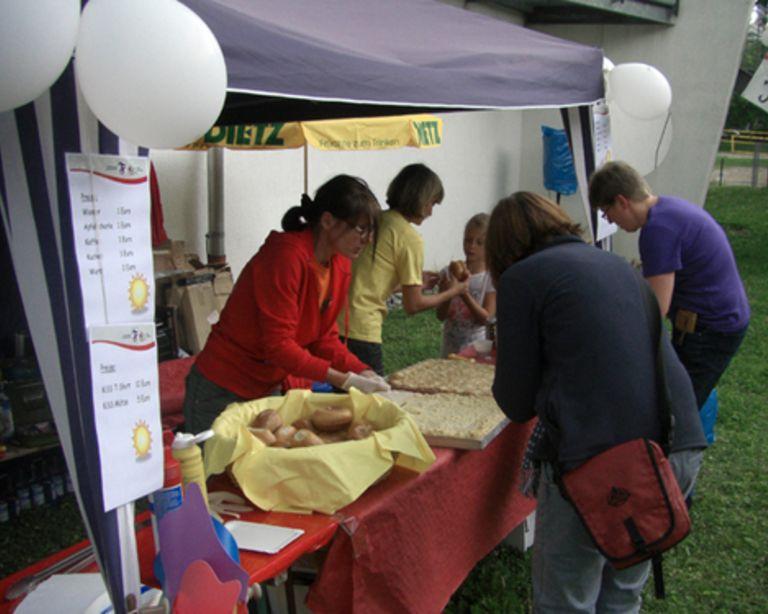 KiSS Sommerfest 2012
